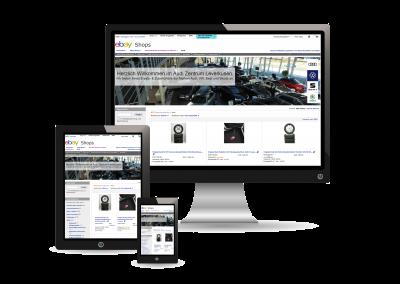 Audi Leverkusen Ebay Shop
